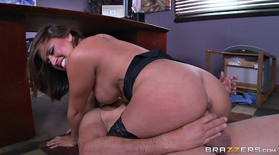 Eva, Eva angelina, Office secretary