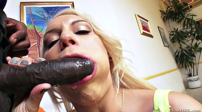 Sloppy, Sloppy deepthroat, Sloppy blowjob, Sloppy gagging, Kenzie taylor, Sloppy gag