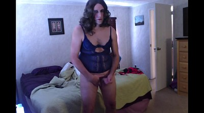 Crossdresser, Masturbating girls