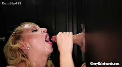 Pov blowjob, Gloryholes