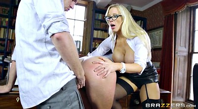 Office threesome, Danny d, Emma