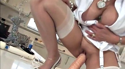 Huge dildo, Lady-sonia