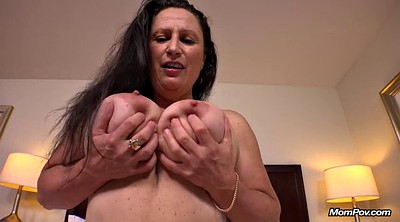 Natural tits milf, Big natural tits