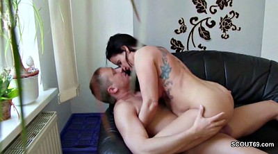 Seduce, Young creampie, German mom