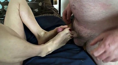 Foot job, Feet job