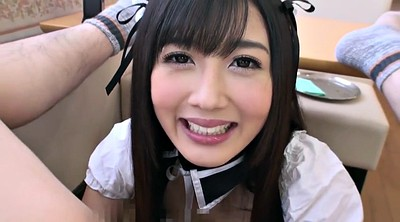 Japanese maid, Cafe