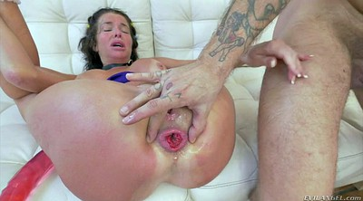 Prolapse, Gaping, Veronica, Long anal