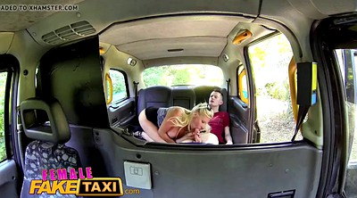 Fake taxi, Female orgasm