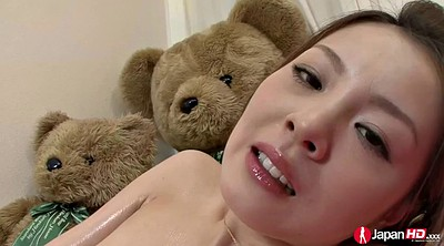 Japanese oil, Hitomi, Japanese tits, Japanese orgasm, Solo orgasm, Skinny japanese