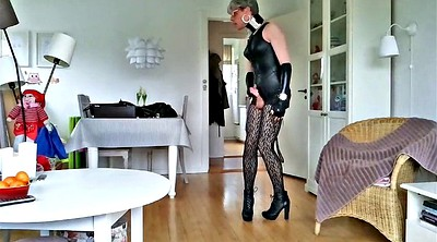 Heels, Leather boot