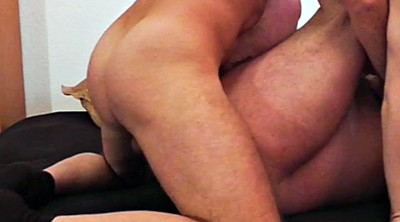 Hairy ass, Hairy anal, Gay creampie