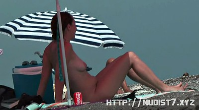 Beach, Nudist, My wife, Nude, Nude wife, Nude beach