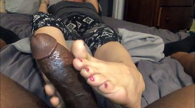 Footjob, Dancer