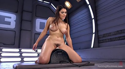 Machine, Hairy solo, Anal orgasm