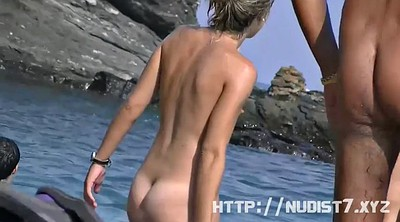 Model, Nudist beach, Nudist, Beach hidden