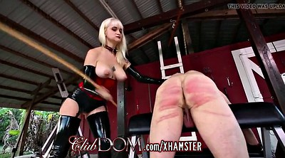 Milk, Caning, Femdom caning, Whipping femdom, Caned