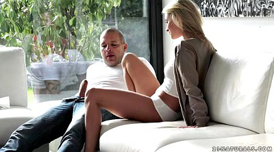 Foot job, Handsome, Blondes