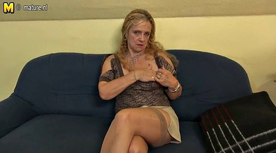 Granny, German mature, German granny, Amateur mature fuck