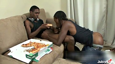 Black gay, Feeding