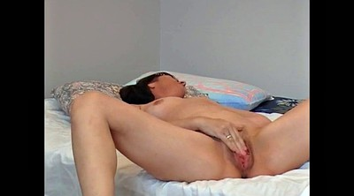Horny mom, Mom masturbating