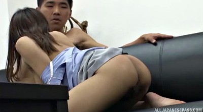 Office, Japanese pantyhose, Japanese office