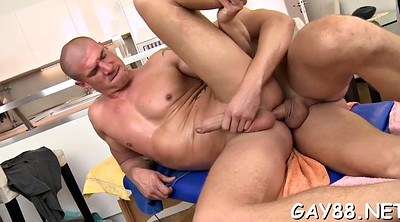 Hard, Oil massage, Gay massage