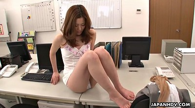 Yui, Japanese office, Japanese secretary, Japanese dildo, Japanese boss, Japanese small