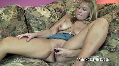 Tit fuck, Housewife, Chubby mature, Busty dildo, Amateur mature