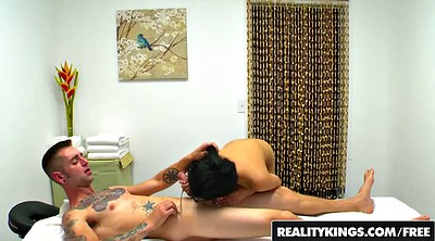 Massage, Tugging, Realityking