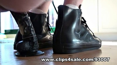 Rubber, Sneakers, Latex anal