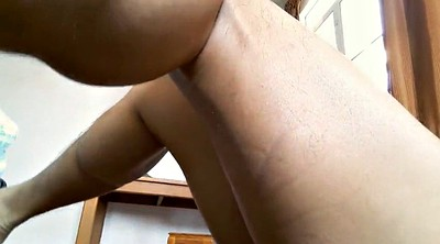 Asian feet, Small, Shaking orgasm, Prostate toy, Prostate massage, Prostate