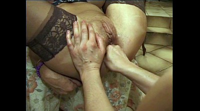 Mary, Maried, French anal, Fist anal