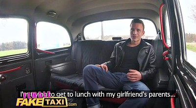 Fake, Fake taxi, Czech taxi, Female fake taxi