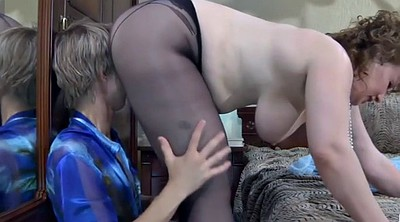 Russian anal, Russian mature