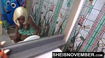 Plumber, Black teen, Doggystyle pov