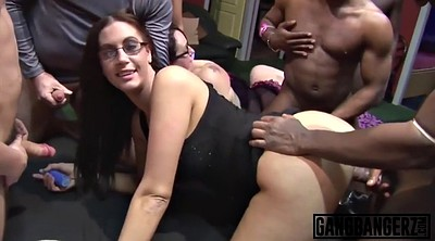 Mature gangbang, Mature group, Bubble, Bbw gangbang, Mature swallow, Mature orgy