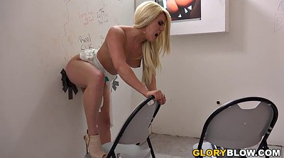 Gloryhole, Brooke, Black on blondes