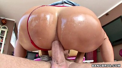 Redhead ass, Thick ass, Tara holiday, Oiled anal, Holiday, Anal doggy