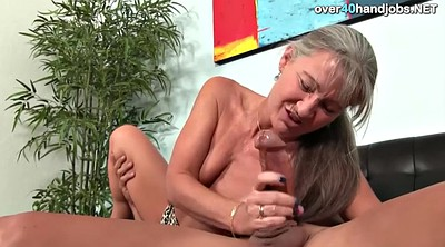 Old woman, High, Granny blow, Granny massage, Granny handjob
