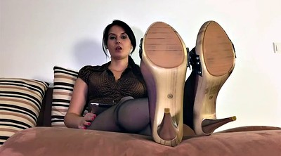 Mother, Polish, Nylon feet
