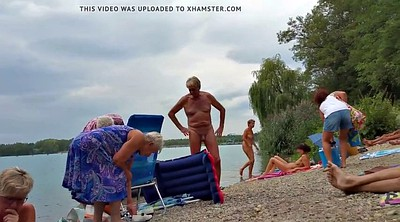 Grandpa, Young, Nudist, Old grandpa, Germanic, German grandpa