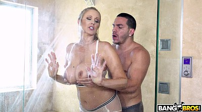 Julia ann, Stepson
