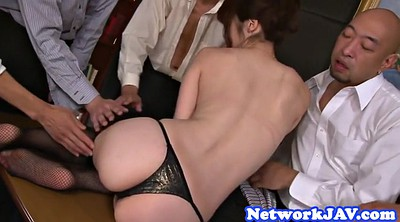 Group, Japanese tits, Japanese group, Asian big tits, Asian group, Milf japanese
