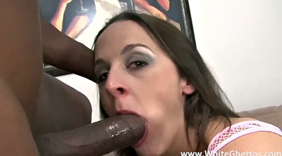 Throated, Ebony masturbation