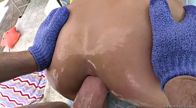 French, Riding, Nice ass, French milf
