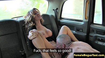 Car blowjob, Tit