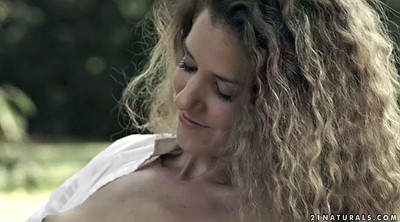 Tattoo, Curly hair, Pov hd, Models, Curly