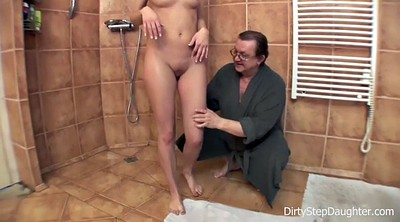 Shower, Stepdad