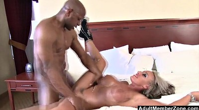 Black cock, Ebony milf