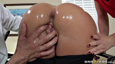 Jada steven, Brooks, Anal fingering
